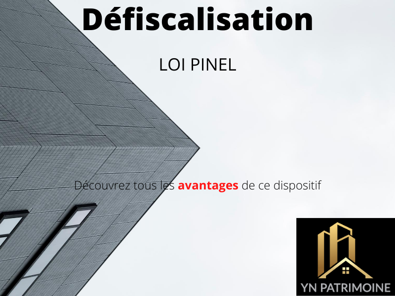 Défiscalisation Loi Pinel
